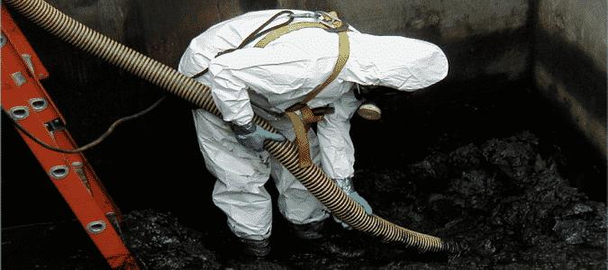 limpeza de caixa separadora de água e óleo csao porto alegre rs